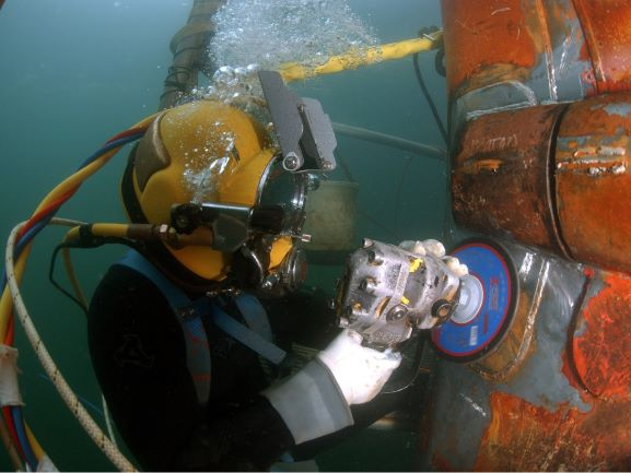 Underwater Repair